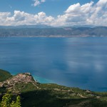 Ohrid Lake from Galičica
